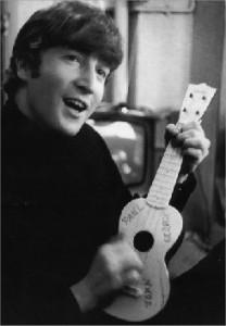 john lennon ukulele