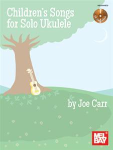 Childrens Songs Solo ukulele