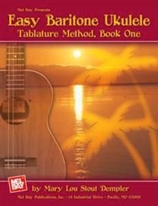 Melbayeasy baritonefor ukulele